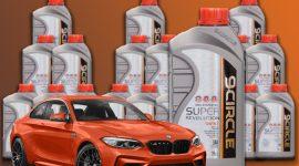 Oli mesin BMW M2 Competition