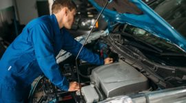 Penyebab Utama Mobil Honda CRV Turun Mesin